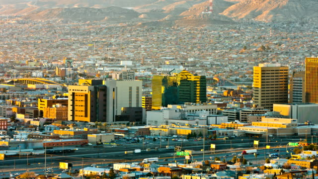 El Paso TX and Ciudad de Juarez Chijuajua