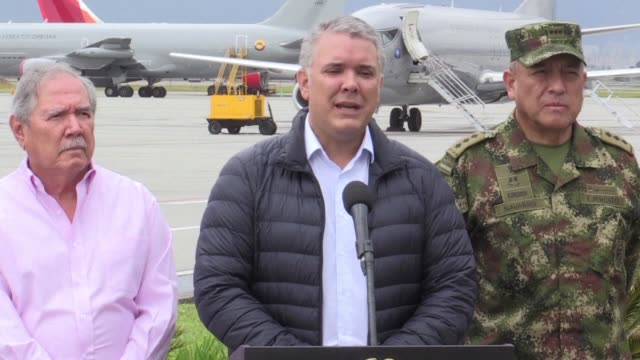 El presidente de Colombia Ivan Duque insistio el martes al gobierno de Cuba que extradite a los negociadores de paz del Ejercito de Liberacion...