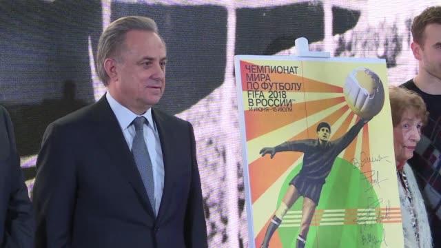 El presidente del comite organizador del Mundial de Rusia 2018 Vitali Mutko anuncio el miercoles que abandona su cargo