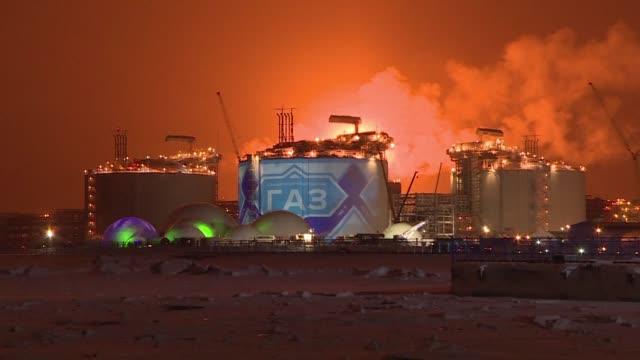 El presidente ruso Vladimir Putin inauguro el viernes una planta de gas natural en el artico siberiano donde las temperaturas pueden llegar a 50ºC El...
