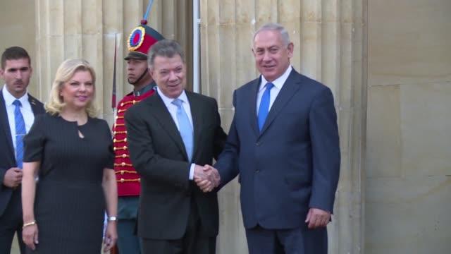 El primer ministro israeli Benjamin Netanyahu llamo el miercoles a la unidad contra la expansion de la amenaza irani y el terrorismo en el mundo...