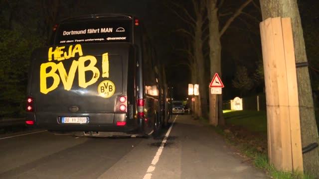 El responsable del atentado contra el autobus del Borussia Dortmund antes de su partido ante Monaco en 2017 fue condenado a 14 anos de carcel