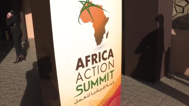 el rey marroqui mohamed vi recibe el miercoles a mandatarios africanos en marrakech al margen de la conferencia del clima de la onu para defender los... - liderazgo stock videos and b-roll footage