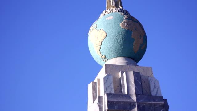 el salvador del mundo tild - central america stock videos & royalty-free footage