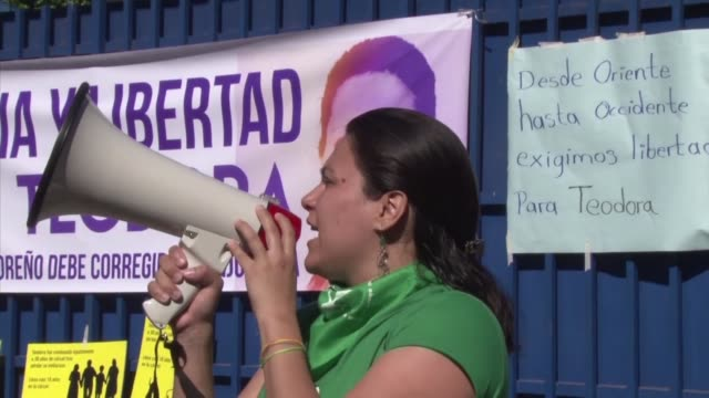 El Salvador's judiciary system is considering a possible review of the 30 year prison sentence handed down in 2008 to Teodora Vasquez a victim of...