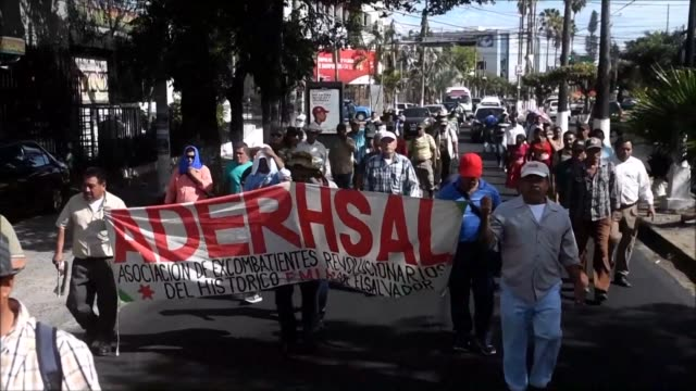 El Salvador's President Salvador Sanchez Ceren says efforts were needed to secure the well being of immigrants facing deportation from the United...