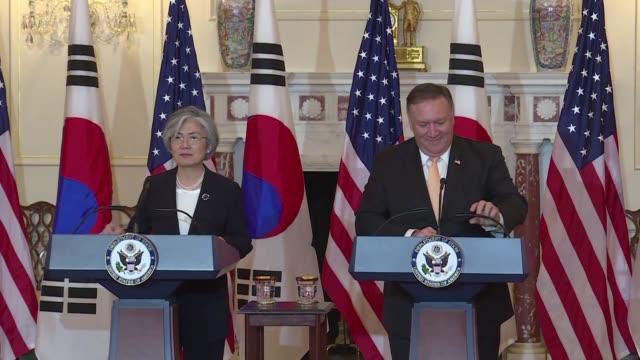 El secretario de Estado de Estados Unidos Mike Pompeo prometio el viernes que ayudara a reconstruir la economia de Corea del Norte gravemente...