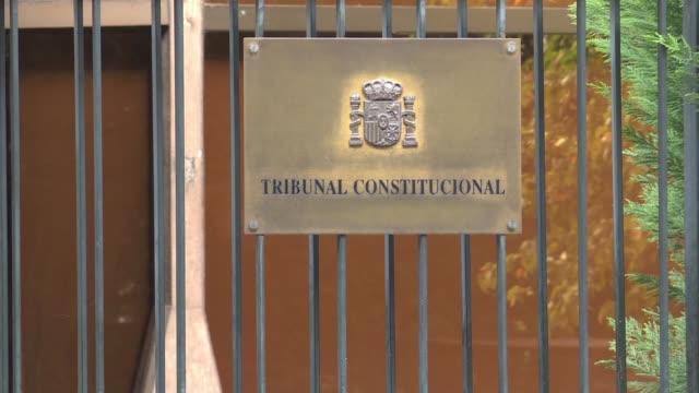 El Tribunal Constitucional de Espana anulo el miercoles la declaracion de independencia aprobada por el Parlamento de Cataluna el 27 de octubre