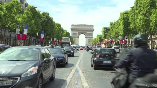 El turismo en Francia sufrio tras los ataques en Paris en noviembre de 2015 y el atentado con un camion en Niza en julio de 2016 pero las cifras del...
