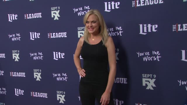Elaine Hendrix at the Premiere of FXX's The League Final Season and You're The Worst 2nd Season at Regency Bruin Theater on September 08 2015 in...