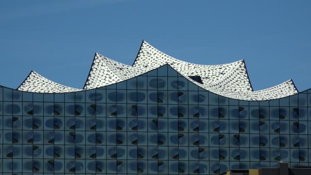 Elbe Philharmonic Hall (Elbphilharmonie), HafenCity (Harbour City) District, Hamburg