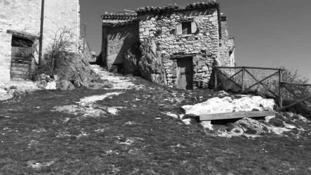 elcito, the enchanted village - atlantikinseln stock-videos und b-roll-filmmaterial