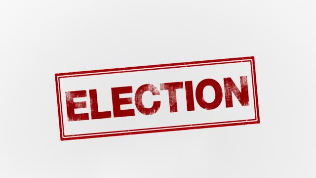 election - ballot slip stock videos & royalty-free footage
