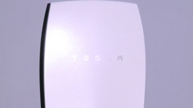 Electric car pioneer Telsa Motors unveiled a home battery Thursday which founder Elon Musk says would allow storage of solar power for homeowners who...
