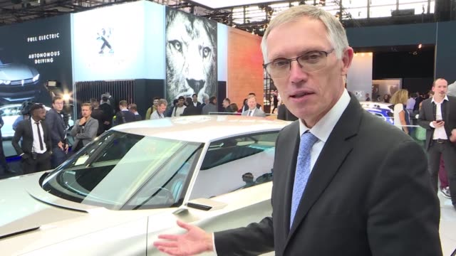 Electric cars and autonomous vehicles take center stage at the Paris Motor Show with Groupe PSA chief Carlos Tavares calling for a European industry...