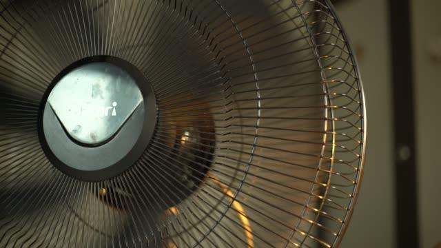 electric fan - electric fan stock videos & royalty-free footage