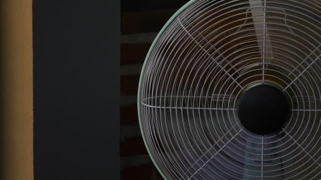 electric fan - hand fan stock videos and b-roll footage
