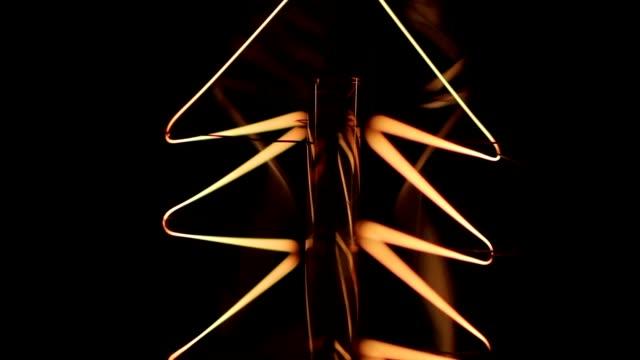 vídeos y material grabado en eventos de stock de lámpara eléctrica - interruptor de luz