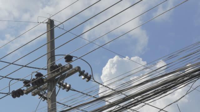 Elektrische paal