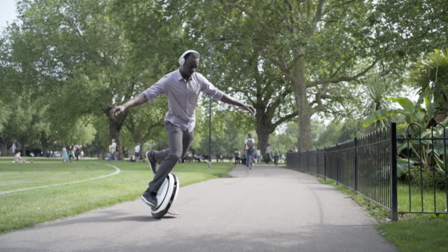 Electric unicycle segway airwheel