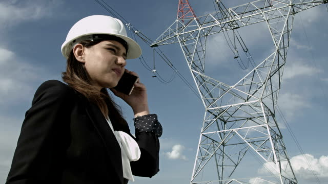 Electrical Engineer on the phone