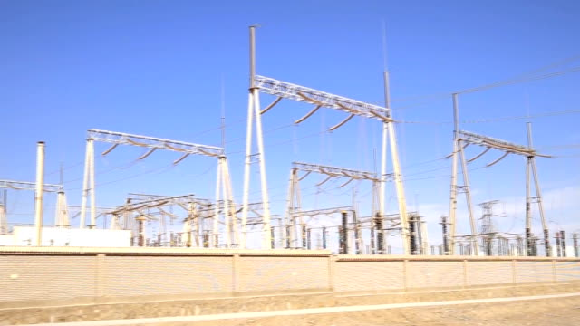 electrical equipment in power plant - power equipment stock videos & royalty-free footage