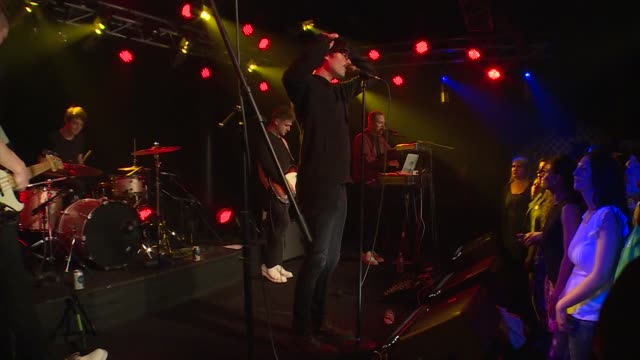 Electronic indie rock band Joywave performed thier song 'Feels Like A Lie' at JBTV Music Television / Joywave features Daniel Armbruster on lead...