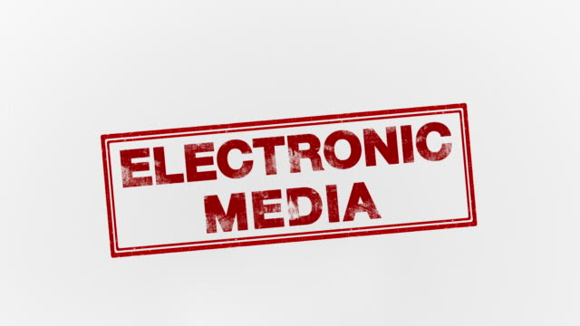 electronic media - seal stamp stock videos & royalty-free footage