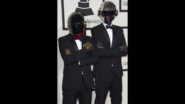 CA: FILE: French dance music superstars Daft Punk split