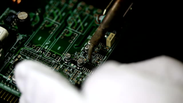Electronics industry (HD)