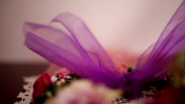 elegant corsage - boutonniere stock videos and b-roll footage