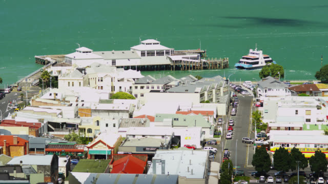 Elevated View of Devonport