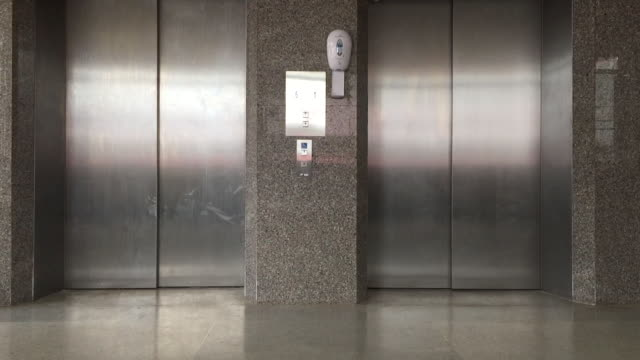 elevator doors - five cent coin stock videos & royalty-free footage