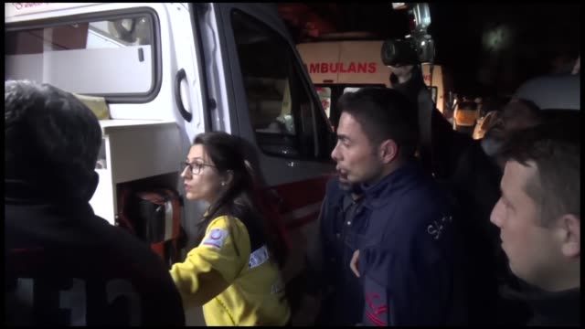 eleven syrians and a turkish citizen were rescued after their boat capsized off erdemli district in turkey's mersin province the turkish coast guard... - good condition stock videos and b-roll footage