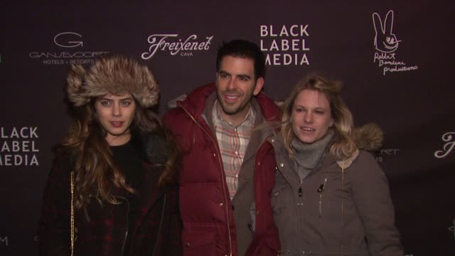Eli Roth at Black Label Media Hosts A Party For The Art Of Elysium With Guest Host James Franco Presented By Freixenet Spanish Cava on January 24...