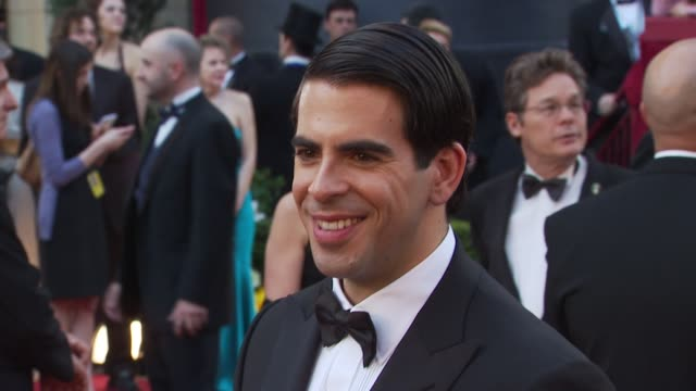 Eli Roth at the 82nd Annual Academy Awards Arrivals at Hollywood CA