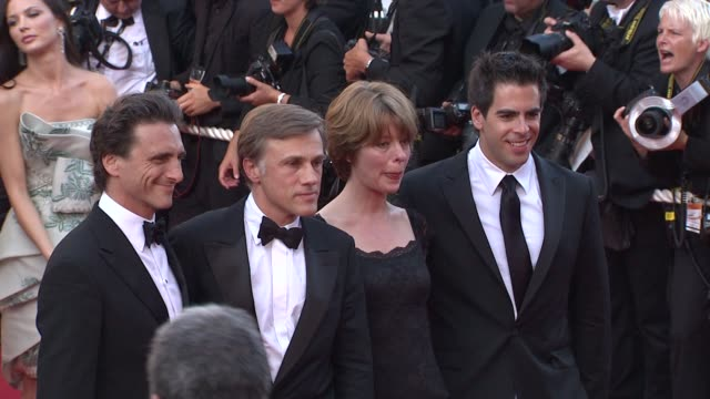 Eli Roth at the Cannes Film Festival 2009 Closing Steps Coco Chanel Igor Stravinsky at Cannes