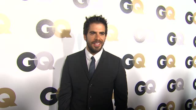 Eli Roth at the GQ's 2011 'Men Of The Year' Party at Los Angeles CA