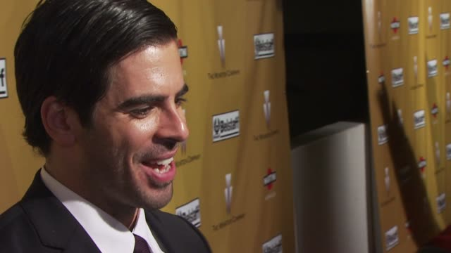 Eli Roth at the The Weinstein Company Golden Globe Awards AfterParty at Beverly Hills CA