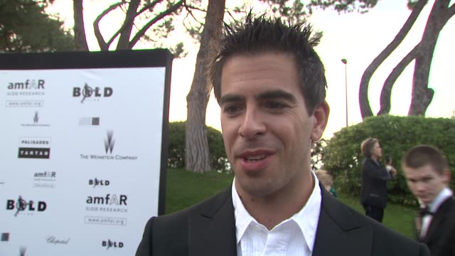 Eli Roth on the reaction to the Inglourious Basterds premiere and how they felt like the Inglourious Basterds again at the Cannes Film Festival 2009...