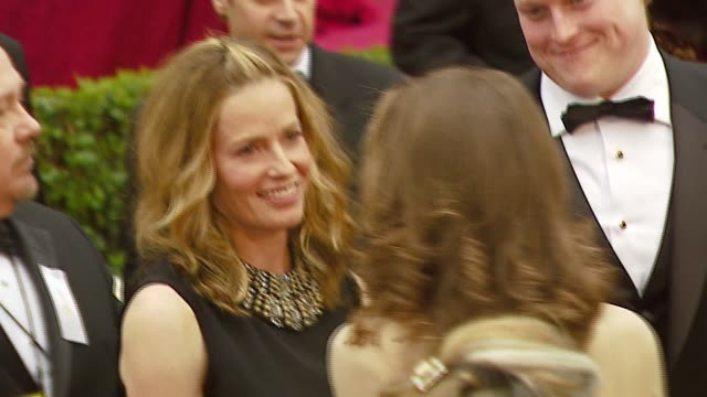 elisabeth shue at the 2007 academy awards arrivals at the kodak theatre in hollywood, california on february 25, 2007. - elisabeth shue stock videos & royalty-free footage