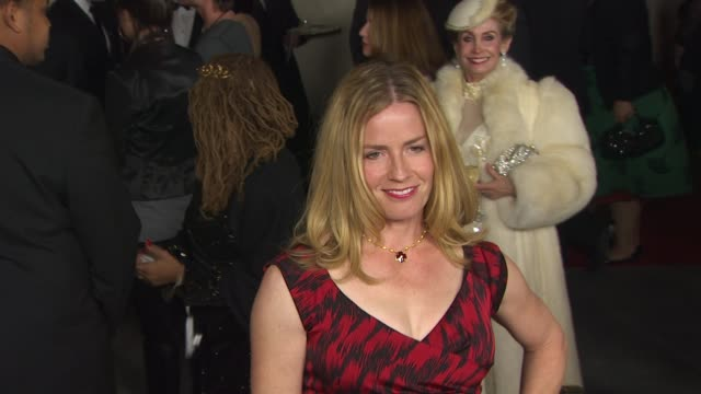 elisabeth shue at the 63rd annual directors guild of america awards at hollywood ca. - elisabeth shue stock videos & royalty-free footage