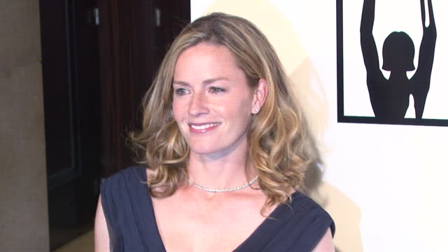 elisabeth shue at the billies at the international ballroom at the beverly hilton in beverly hills, california on april 11, 2007. - elisabeth shue stock videos & royalty-free footage