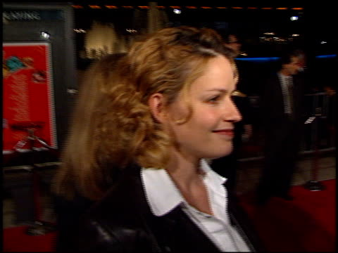elisabeth shue at the 'deconstructing harry' premiere on december 5, 1997. - elisabeth shue stock videos & royalty-free footage