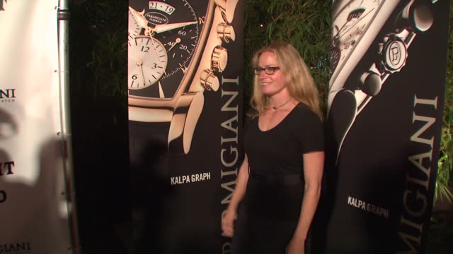 elisabeth shue at the 'it might get loud' premiere party at los angeles ca. - elisabeth shue stock videos & royalty-free footage