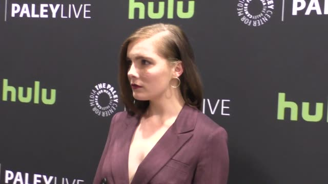 "elise eberle at paleylive salem"" season 3 premiere screening and conversation on november 01, 2016 in beverly hills, california. - salem stock videos & royalty-free footage"
