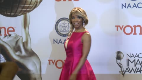 elise neal at the 46th annual naacp image awards - press room at pasadena civic auditorium on february 06, 2015 in pasadena, california. - pasadena civic auditorium stock videos & royalty-free footage
