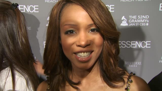 Elise Neal on Mary J Blige and on why Essence Magazine is so important at the ESSENCE Black Women In Music Honoring Mary J Blige at West Hollywood CA