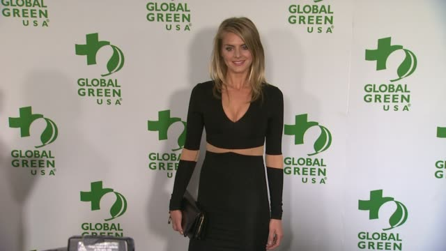 eliza coupe at the global green usa 11th annual pre-oscar® partyat avalon on february 26, 2014 in hollywood, california. - oscar party stock videos & royalty-free footage