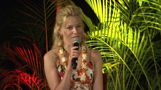 elizabeth banks on effie trinket character in hunger games at celestial cinemas at 2012 maui film festival elizabeth banks on effie trinket character... - effie stock videos and b-roll footage